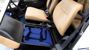 underseat storage box
