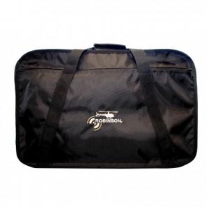r44 overnight travel bag black
