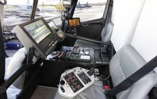 Robinson R66 Turbine Newscopter's camera compartment