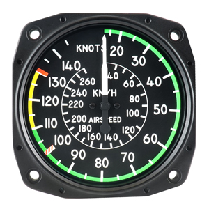 r44 raven one airspeed indicator avionics instrument