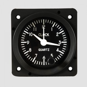 standard quartz clock