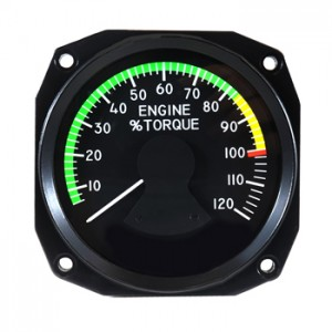 r66 engine torque meter instrument