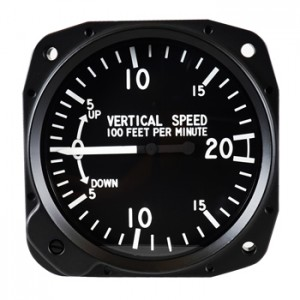 avionics instrument Vertical Speed Indicator