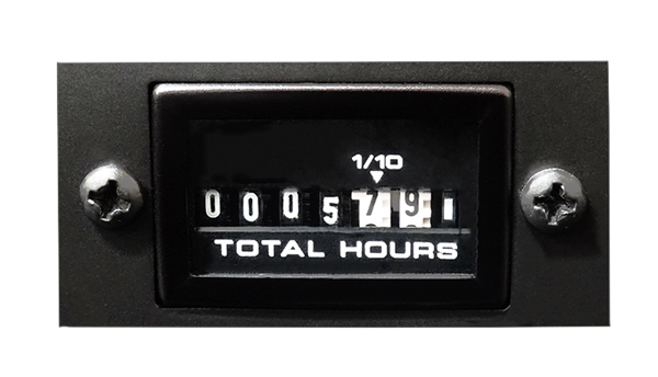 second oil-pressure activated hourmeter